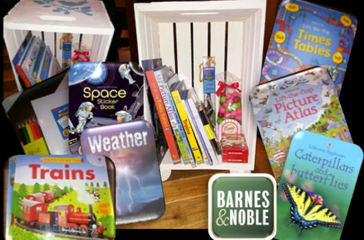 Usborne Book Crate and Barnes & Noble Gift Card - 2016 ...