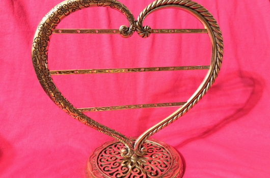 Brighton Earring Jewelry Holder - Rolling for Pink 2018 ...