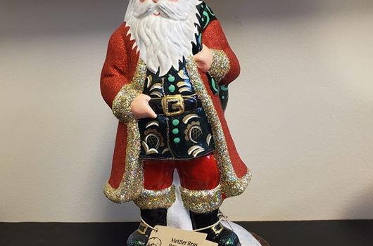 Santa from Metzler Bros. Paper Mache Company - 2019 ...